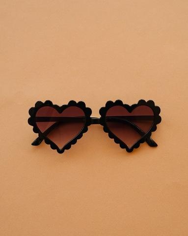 Солнечные очки LOVE черный