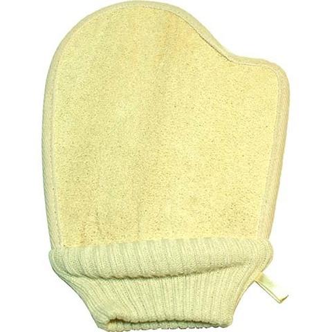 Мочалка-рукавица банная из люфы