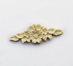 0549 Молд силиконовый Гирлянда из ромашек