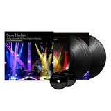 Steve Hackett / Selling England By The Pound & Spectral Mornings - Live At Hammersmith (Limited Edition Box Set)(4LP+2CD)