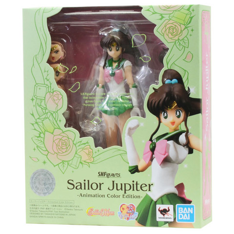 Фигурка S.H.Figuarts Sailor Moon: Sailor Jupiter || Сэйлор Юпитер