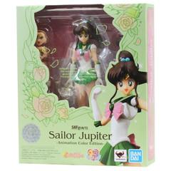 Фигурка S.H.Figuarts Sailor Moon: Sailor Jupiter || Сэйлор Юпитер
