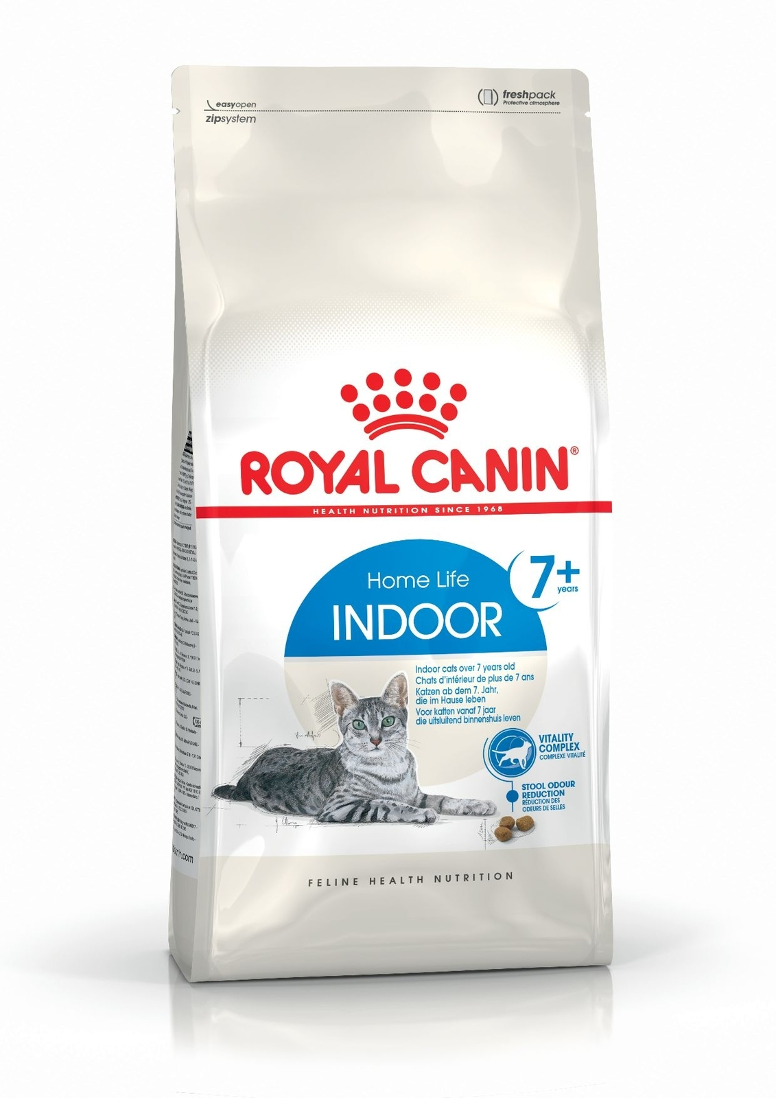 Royal Canin INDOOR 7+ 400 гр