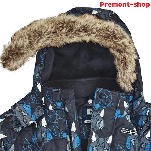 Мембранный комплект Premont Волки скалистых гор WP82213