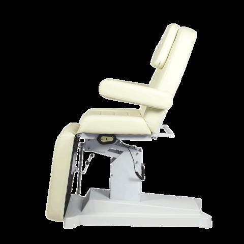 Косметологическое кресло Альфа-06, 1 мотор цвет белый