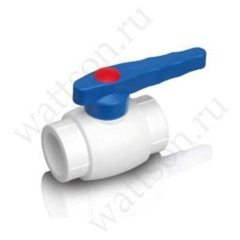 Шаровый кран для хол. воды PPR (W) - 25