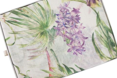 Скатерть Orchide 160x260 Tivolyo Home