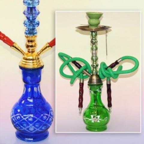 Кальян (Арабский) цвета разные