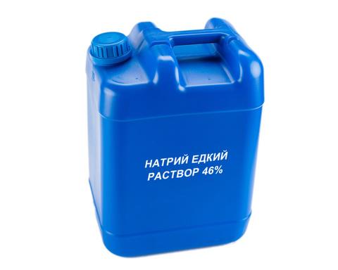 Натрий едкий раствор 46% NaOH