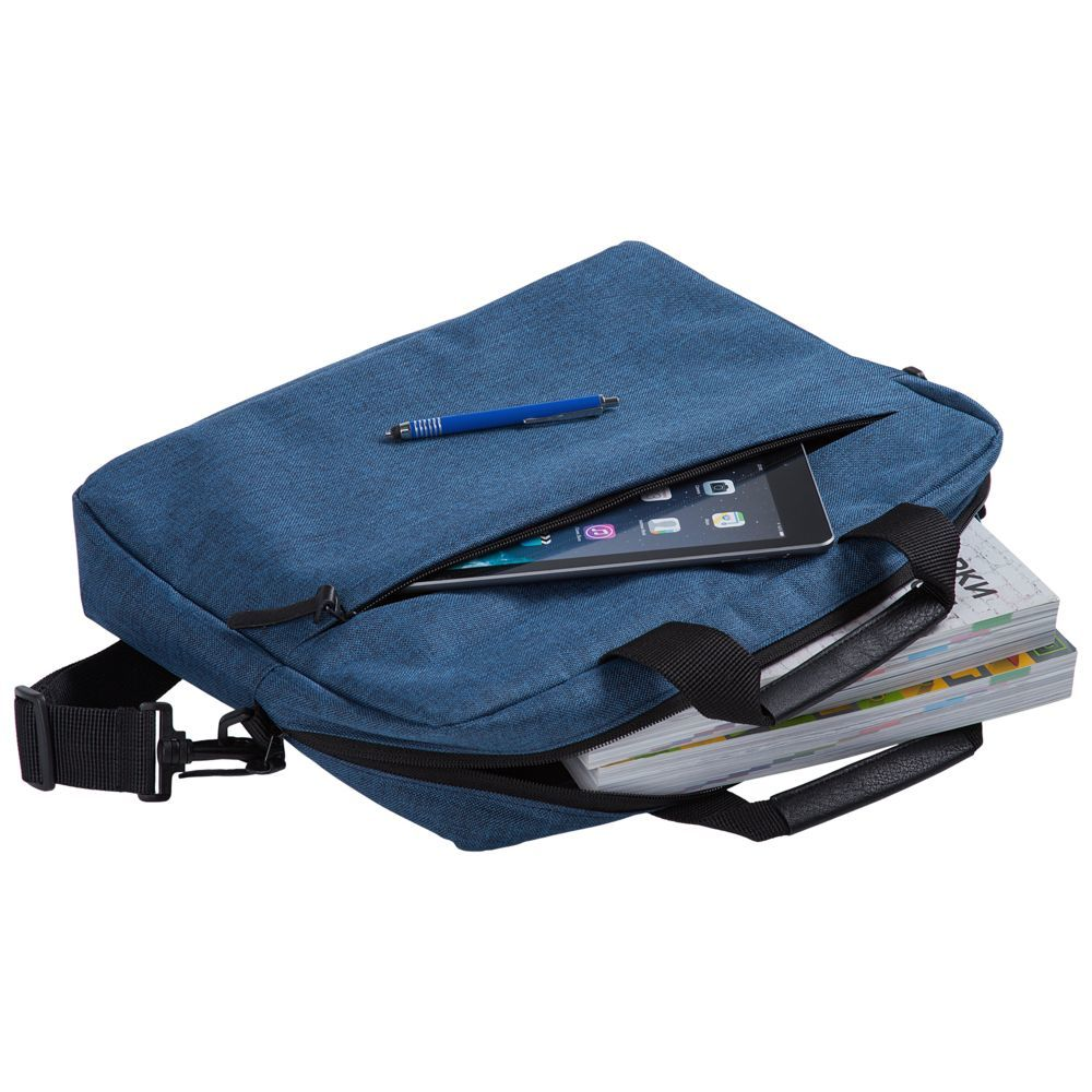 Burst Conference Bag, blue