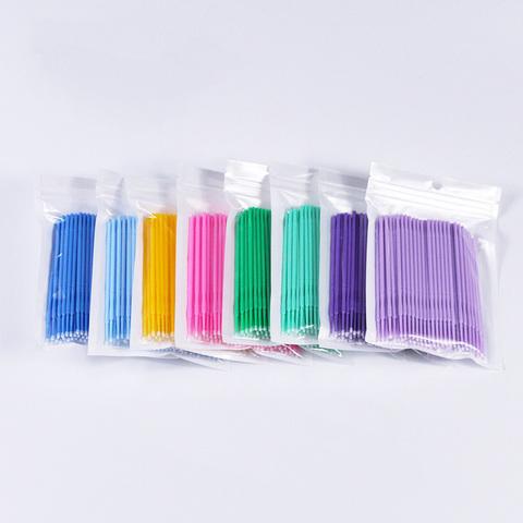 Микробраши в мягкой упаковке (1уп-100шт)