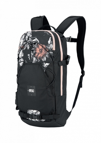 Рюкзак Picture Organic SUNNY BACKPACK 18L D Peonies Black