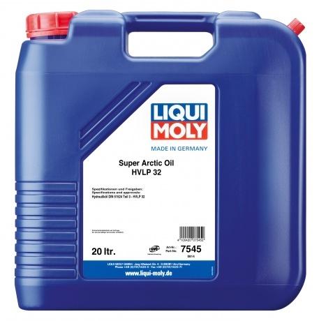 Liqui Moly Super Arctic HVLP 32 Синтетическое гидравлическое масло