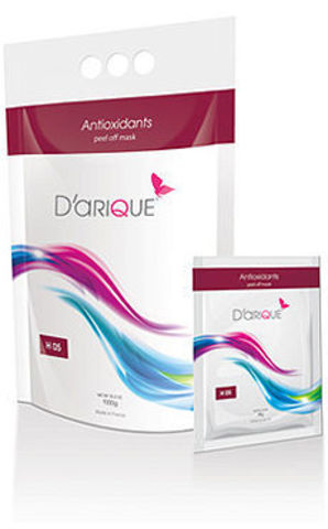 Омолаживающая маска с антиоксидантами / D`arique Rejuvenating mask with antioxidants