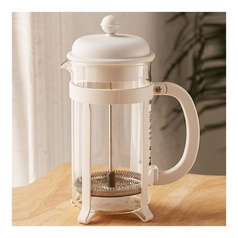 Френч-пресс Bodum Java (1 литр), белый