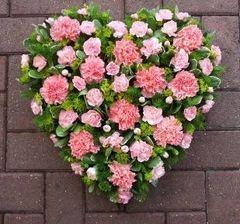 Оазис Сердце 25х23х6 см (в уп. 2 шт.)