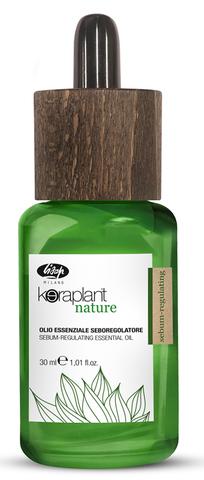 Себорегулирующее эфирное масло Lisap Keraplant