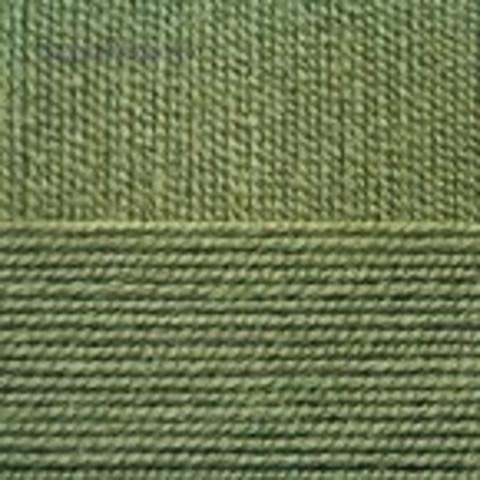 Пряжа Бисерная 119 Горох Пехорка, фото