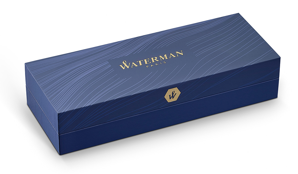 Waterman Hemisphere - Deluxe Blue Wave CT, ручка-роллер, F