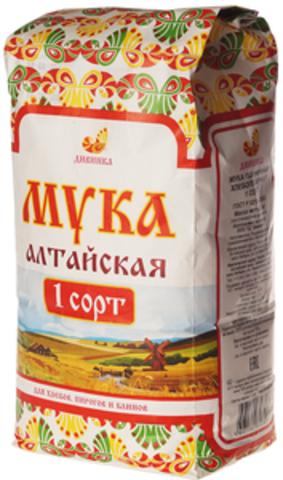 Мука Алтайская 2 кг