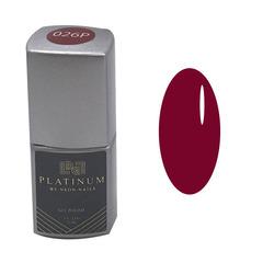 Купить красный гель-лак Platinum by NEON-NAILS