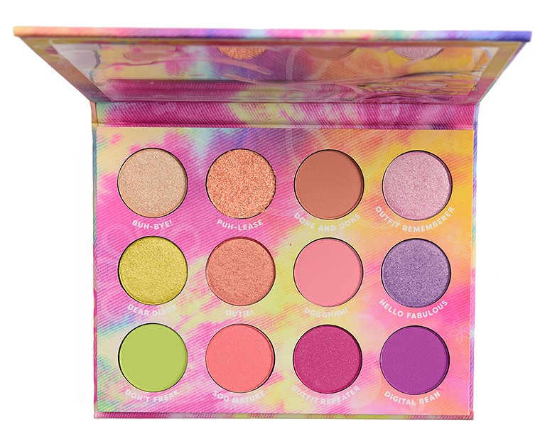 ColourPop What Dreams Are Made Of shadow palette