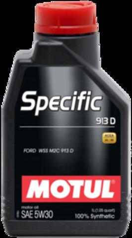 MOTUL SPECIFIC 913 D 5w30