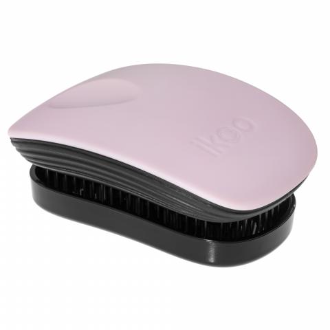 pocket cotton candy black | расческа-детанглер для сумочки Сладкая вата