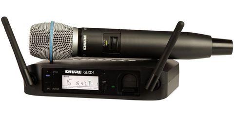 SHURE GLXD24E / B87A вокальна радіосистема