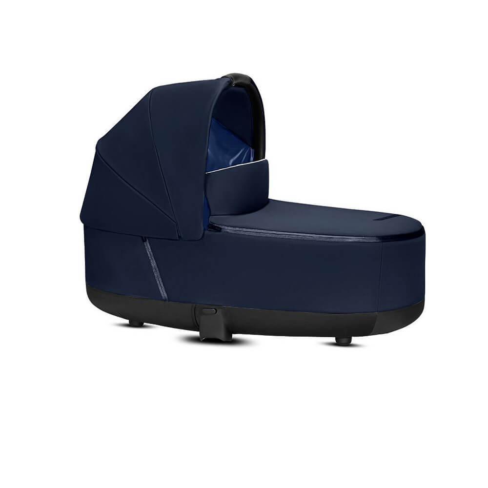 Цвета спального блока Priam Спальный блок Cybex Lux Carrycot  Priam III Indigo Blue Cybex-Priam-Carrycot-Lux---Indigo-Blue.jpg