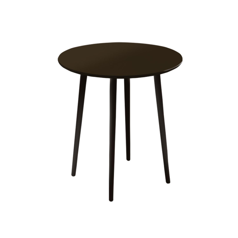 Маленький обеденный стол Спутник 70 см - вид 13