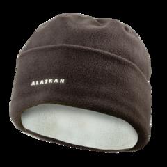 Шапка флисовая Alaskan BlackSalmon коричневая
