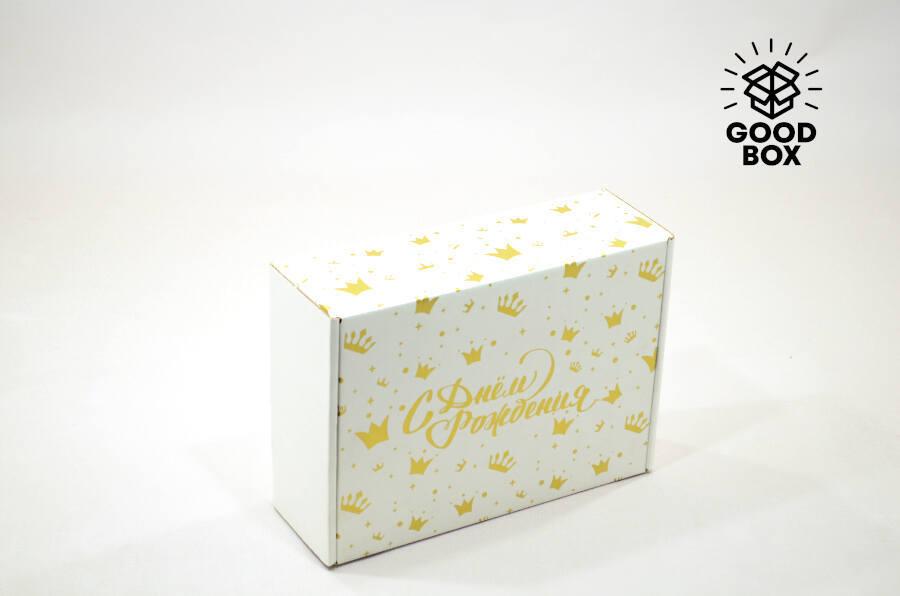 Подарочная коробка на день рождения недорого купить в Казахстане