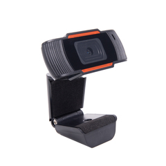 Веб-камера Berger WebCam PRO 480p Black & Orange