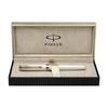 Parker Sonnet - Pearl PGT, перьевая ручка, F