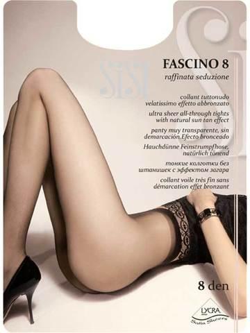 Женские колготки Fascino 8 Sisi