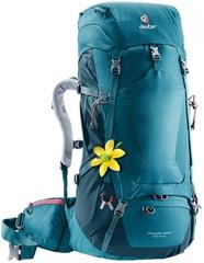 Deuter Futura Vario 45+10 Sl Denim-Arctic - рюкзак туристический