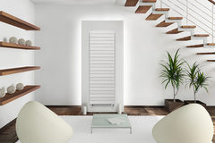 Радиатор биметаллический Royal Thermo PianoForte Tower Bianco Traffico (белый)  - 22 секции