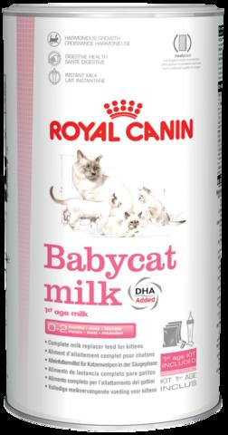 Заменитель молока для котят (до 2 месяцев)