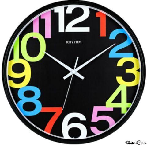Настенные часы Rhythm CMG589BR76