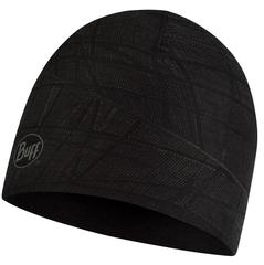 Элитная двухсторонняя шапочка BUFF® Microfiber Reversible Hat Embers Black