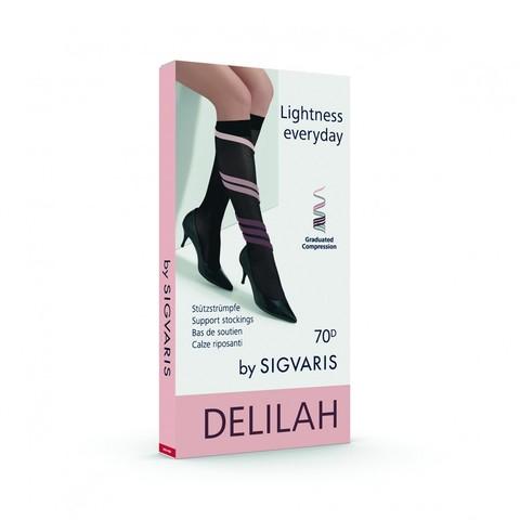 Колготы Sigvaris Delilah, 140 DEN, закрытый мысок