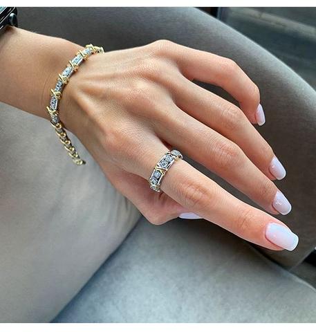 Комплект Браслет, Кольцо Tiffany Lynn