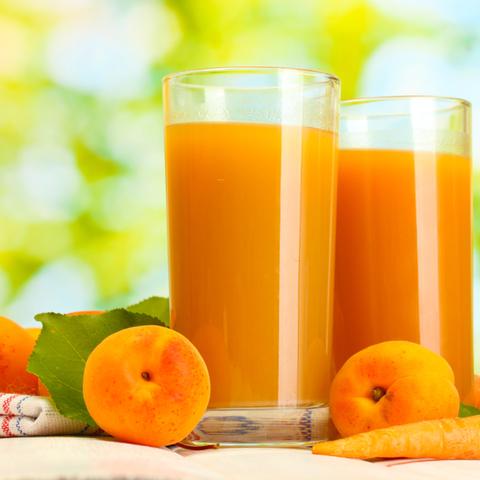 Сок натуральный персиковый восстановленный