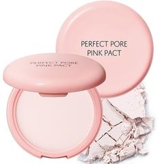 Пудра розовая The Saem с каламином для проблемной кожи 11 гр