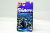 Чехол Страны для iPhone 4, 4s (Сидней)