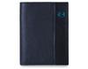 Кошелек Piquadro Pulse, синий, 8x10x1,5 см