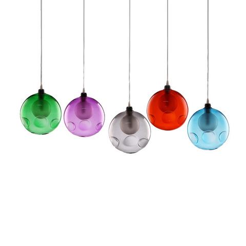Подвесной светильник копия 28.1 by Bocci (разноцветный)
