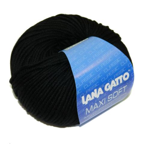 Купить Пряжа Lana Gatto Maxi Soft Код цвета 10008 | Интернет-магазин пряжи «Пряха»