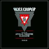 Alice Cooper / Live From The Apollo Theatre Glasgow 19.02.1982 (Limited Edition)(2LP)
